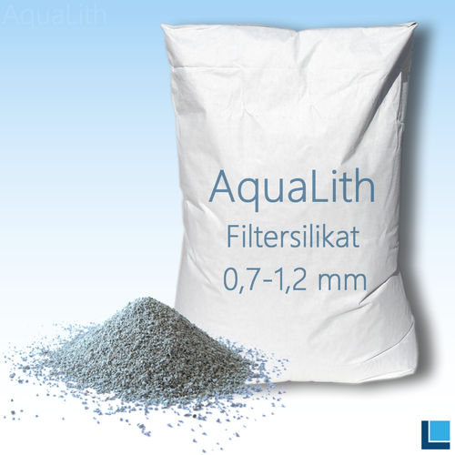 AquaLith Filtersilikat 25kg 0,7-1,2 mm