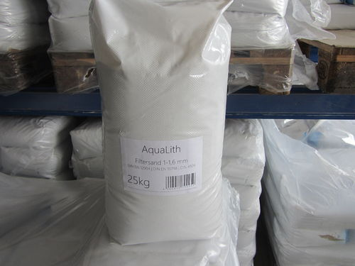 AquaLith Filterquarzsand 25 kg 1,0 - 1,6 mm